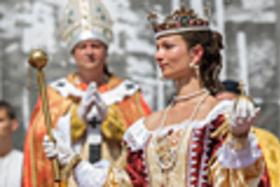 Korunovačné slávnosti 2012