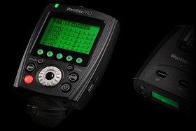 Rádiové ovládanie externých systémových bleskov