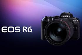 Canon EOS R6 - príkladná stredná trieda