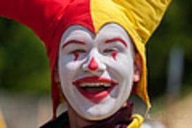 Historický festival na hrade Červený Kameň