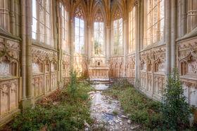 Krása opustených miest