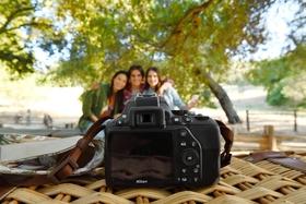 Nikon D3500 v detailoch