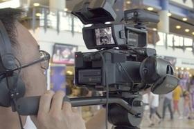 Mikrofonní řešení pro snímání sportovních událostí