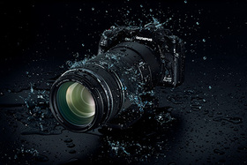 Olympus M.Zuiko ED 100‑400mm F5.0‑6.3 IS