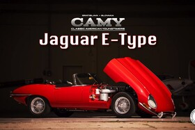 Jaguar E-Type 1967 Convertible