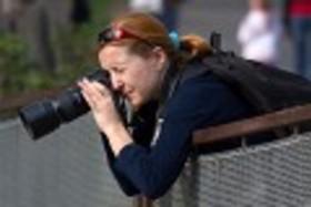 Fotografujeme (v ZOO) cez prekážky