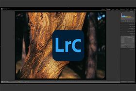 Adobe Lightroom Classic CC - rámčeky