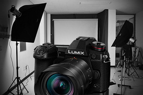 S Panasonic Lumix G v ateliéri