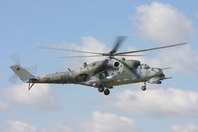 Jak se fotí vrtulníky...