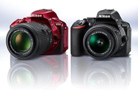 Nikon D5500 - stále na špici