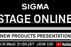 SIGMA New Products Presentation | August 4th