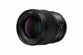 Panasonic predstavuje nový Full Frame objektív  LUMIX S 85 mm F1.8 (S-S85)