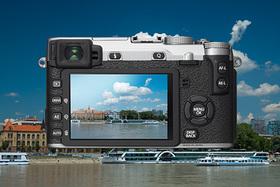 Polarizačný filter na CSC fotoaparátoch
