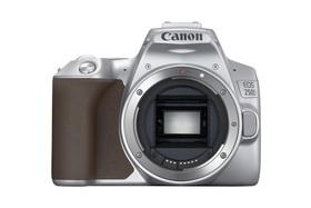 Najľahšia digitálna zrkadlovka s otočným displejom Canon EOS 250D