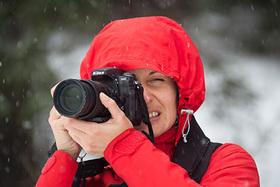 Fotografovanie v mraze