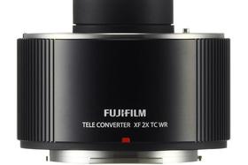 Fujifilm predstavuje nový telekonvertor FUJINON XF2X TC WR