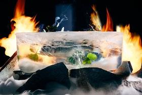 4 ohromujúce akčné fotografie potravín