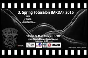 3. Spring Fotosalon BARDAF
