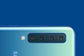 Samsung Galaxy A9: prvý smartfón na svete so štyrmi fotoaparátmi na zadnej strane