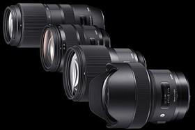 4 nové objektívy Sigma