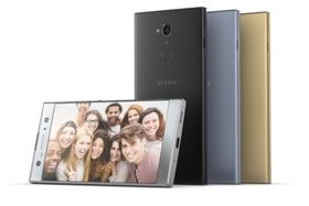 CES 2018 - Sony Xperia XA2 a Xperia XA2 Ultra