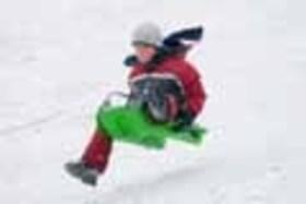 Zimné športy s amatérskymi zrkadlovkami Nikon