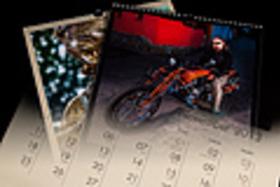 Nástenný kalendár od CEWE