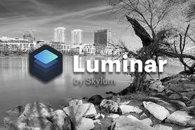 Skylum Luminar 4 - ČB II.
