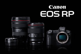 Canon EOS RP - sympaťák za sympatickú cenu