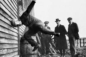 Šport - vzácne historické fotografie