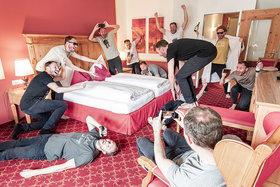 Niekoľko tipov na fotenie  v hotelovej izbe