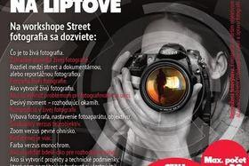 Fotoworkshop živá fotografia