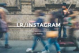 Adobe Lightroom CC - Instagram