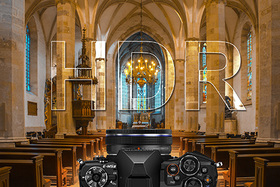 HDR vo fotoaparáte