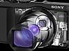 Malý náhľad na vnútornosti Sony HX50.