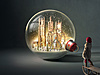 Jeffrey Vanhoutte; Gentse Winter Feesten  Winterfeesten 2013 3D: Mules Agency : Maus Creations Client : Satellite Ice