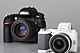 Porovnanie s D-SLR od Nikonu
