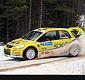 Ako sa fotí na Swedish Rally?