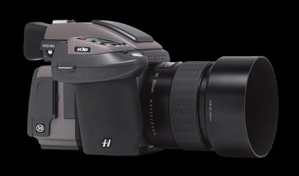 af180a580 Strednoformátová digitálna zrkadlovka Hasselblad H3D.