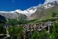 "Saas-Fee ""Perle der Alpen"""